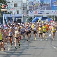 В Омске началась регистрация на Сибирский международный марафон