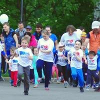 Омичей приглашают на благотворительный пробег в поддержку детей с синдромом дауна