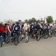 Велосипедные соревнования стартовали