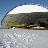 «Мостовик» продает ангар на два воздушных судна в Омске
