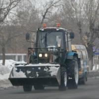 Московская организация поможет омской мэрии в уборке снега
