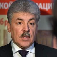 Кандидат в президенты от коммунистов не встретится с омичами