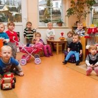 К концу ноября в Омске построят детсад за 170 миллионов рублей