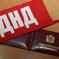 В Омске проходит набор в члены народной дружины
