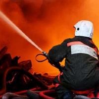 В Омске в сгоревшем сарае найдено тело мужчины