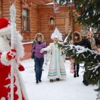 Омичи могут побывать во владении Деда Мороза в Большеречье
