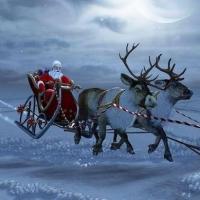 Американские радары засекли Санта-Клауса в Сибири