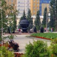 Омские фонтаны «впадают» в зимнюю спячку