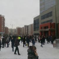 Сообщения о минировании «Меги» и Festival City в Омске оказались ложными