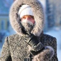 В Омск пришли первые серьезные морозы