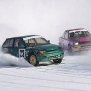 Впервые состоятся гонки на льду озера