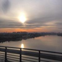 Тело, найденное под метромостом, омская полиция отправила в морг