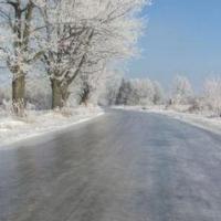Жителей Омской области предупреждают о сильном гололеде