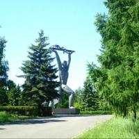 Пост №1 откроется в омском Парке Победы 9 мая 2017 года