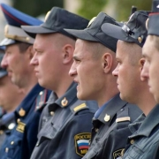 Пять тысяч милиционеров на страже порядка