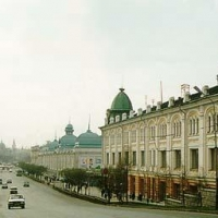 На Любинском проспекте Омска завершился один из этапов реконструкции