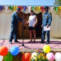 В Омской области двоих жителей наградили за спасение тонущего подростка
