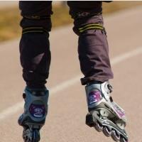 В Омске иномарка сбила 11-летнего школьника на роликах