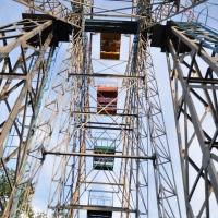 В омских парках аттракционы оказались небезопасными