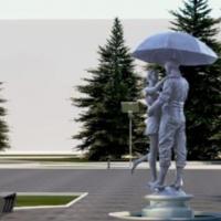 В Омске определился подрядчик на бульвар Мартынова и сквер Молодоженов