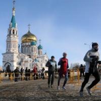 В день Рождественского полумарафона в Омске изменится схема движения транспорта