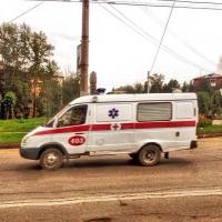 В Амурском поселке Омска водитель маршрутки сбил четырехлетнего мальчика
