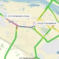 Прошлая пятница стала тяжелым днем для омских автомобилистов