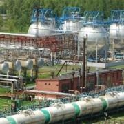 На омском заводе синтетического каучука после пожара не работает один цех