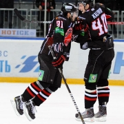 Курьянов готовится выйти на лед, а Пивцакин обещает болельщикам сюрприз