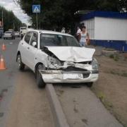 При столкновении пассажирских автобусов в Омске пострадали дети