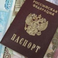 Омич оформил кредит по чужому паспорту и купил стиральную машинку и ноутбук