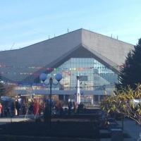 В Омске закрыли СКК имени Блинова до 10 января