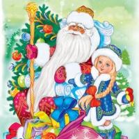 Дед Мороз и Снегурочка поздравили детей инвалидов Омска