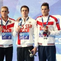 Омич завоевал медаль на чемпионате мира по плаванию