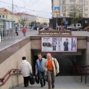 Подземный переход на Рабиновича разработают к осени