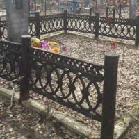 В Омской области быстро нашли подозреваемых в краже оградки с кладбища