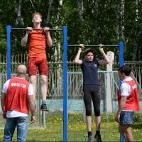 Омские школьники с лучшими результатами по нормам ГТО поедут в «Артек»