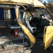 В аварии на Телецентре погиб человек