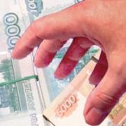 Омские деньги украли в Москве