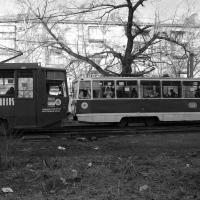 В Омске запустят отремонтированный трамвай, рассказывающий об истории этого вида транспорта