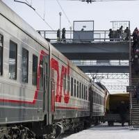 Скорый поезд из Омска в Новосибирск сделают круглогодичным