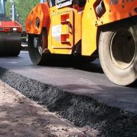 В Омской области фермер на наследство строит дорогу в Преображенке