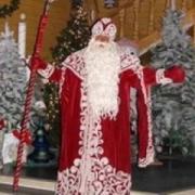Дед Мороз ждёт гостей в открытом космосе