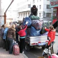 Казахстанцы начали организовывать шоп-туры в Омск
