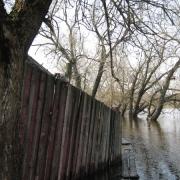 На севере Омской области 400 жителям угрожает паводок