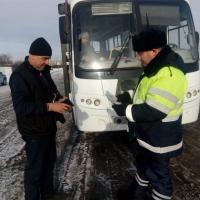 Госавтоинспекторы проверят маршрутки во всей Омской области