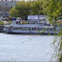 «Омский речной порт»  открывает навигацию с нового причала
