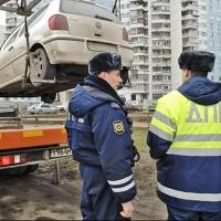 Омским ГИБДД эвакуировано более 30 автомобилей
