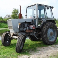 В ДТП в Омской области с участием трактора пострадал ребенок
