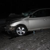 В аварии на трассе Омск – Тара пострадали семеро человек и один погиб